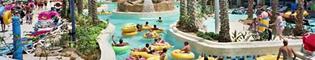 El Río Loco: Relájate en este tranquilo pero divertido Río Loco, donde podrás dar vueltas y vueltas alrededor de la Zona al Aire Libre de PortAventura Aquatic Park, escuchando música caribeña de fondo.