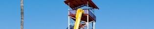 King Khajuna: King Khajuna, el tobogán de caída libre más alto de Europa con 31 metros de altura, es la nueva aventura de Costa Caribe Aquatic Park.