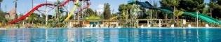 Playa Paraíso: Relájate en esta piscina de la nueva zona de Costa Caribe Aquatic Park, con hamacas en la playa y en el interior del agua, relajantes cascadas... te sentirás como en el paraíso.