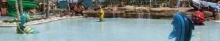 Sésamo Beach: Los más pequeños se lo pasarán en grande en Sésamo Beach, la nueva piscina infantil de Costa Caribe Aquatic Park.