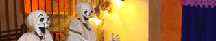 Halloween: Descubre todo lo terrorífico que puede llegar a ser el hotel durante Halloween.