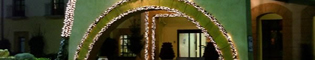 Navidad: El Hotel se transforma para albergar mágicas celebraciones en la fiesta de Navidad, Papá Noel...