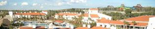 Temática Hotel El Paso: Conoce el hotel, sus jardines, sus pasillos, su tematización...