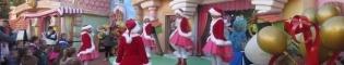 Christmas Family Festival: Disfruta de animación de calle navideña durante todo el día especialmente pensada para los más pequeños en Sésamo Aventura de PortAventura