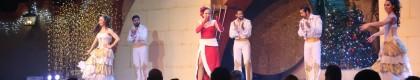 La Gran Fiesta de Navidad: Un colorido espectáculo que recrea la Navidad tradicional del exótico México en La Cantina, con baile y música para celebrar La Gran Fiesta de Navidad de Port Aventura.